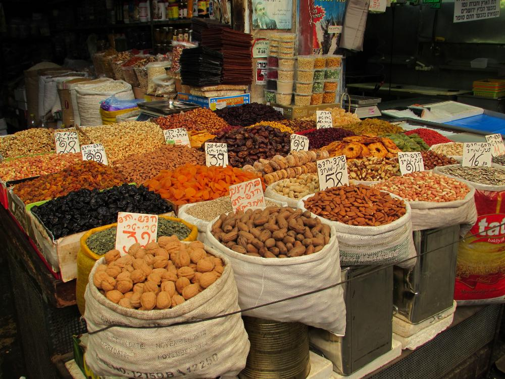 Photo Contest Image of spices in a market